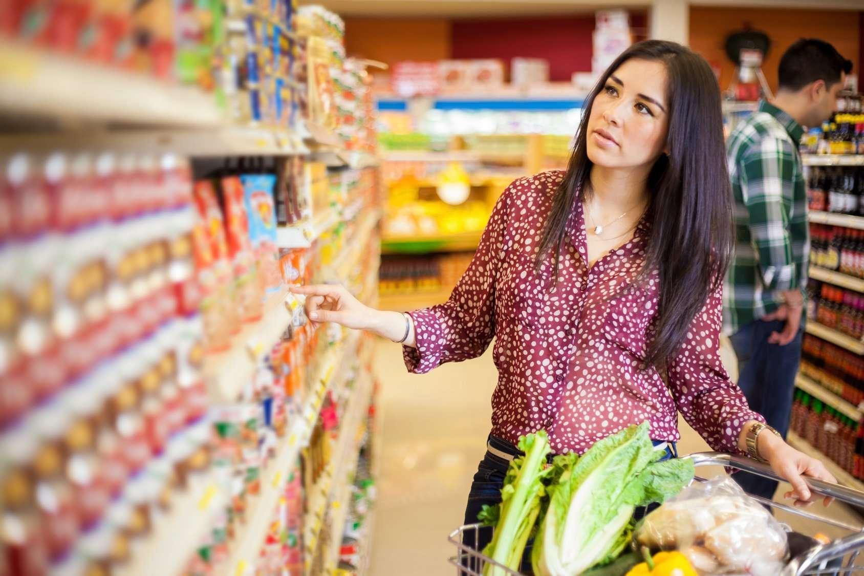 al supermercato con docfaber